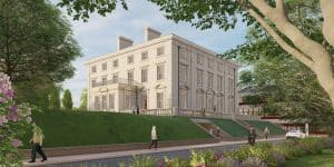 Winslade Manor, part of the exciting Winslade Park Exeter live, work and play destination being created by Burrington Estates